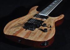 Jackson SLX Soloist Spalted Maple Guitar