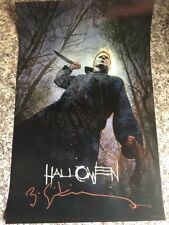 SDCC 2018 Exclusive Signed Red Bill Sienkiewicz Halloween 2018 Poster