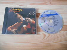 CD Ethno Paco Pena - Flamenco (12 Song) PHILIPS