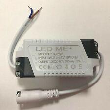 LED DRIVER CONSTANT CURRENT 10-25W 280mA AC 12-24V POWER SUPPLY TRANSFORMER 12V