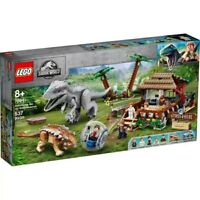 LEGO Indominus Rex vs. Ankylosaurus Jurassic World (75941)