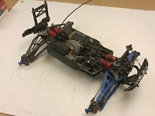 Traxxas 1/10  4wd Summit Roller Rolling Chassis w/ Shifting Servos RPM Upgrades!