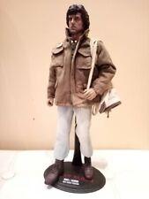 HOT TOYS JOHN J. RAMBO - VERSIONE  M65 JACKET 1/6 AF  RARE!!!