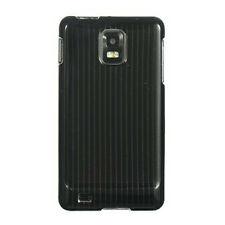 Black Line Hard Case Phone Cover for Samsung Infuse 4G