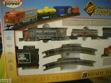 Ho Trains Sp Southern Pacific Train Set W/ 2 F-2 A American Classic 1028- Sp