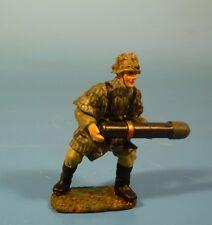 Lineol / Elastolin - Wehrmacht – Artillerist mit Rakete – 7cm Serie