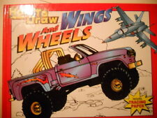 B000K9RPKO How to Draw Wings and Wheels
