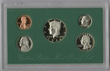 More details for 1996 s u.s.a. mint proof set with outer box   world coins   pennies2pounds