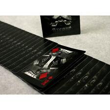 Mazzo di carte Bicycle Arcane Black - Invisible Deck by Ellusionist