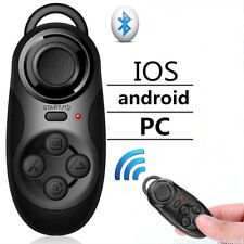 2017 Mini Wireless Bluetooth Game Pad Remote Controller for IOS Android Tablet