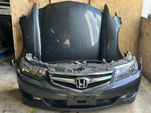 JDM 2004-2008 Acura TSX Front Nose Cut Fenders Hood Headlights K24A CL7 CL9
