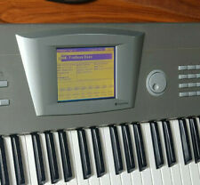 korg trinity v3  lcd screen unit and inverter board hood included