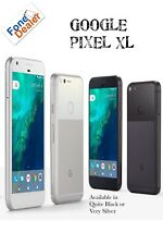 "Google Pixel XL Quite Black 32gb 4GB 5.5"" Android Smartphone"