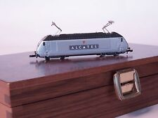 RARE Marklin Z-scale ALCATEL series 460 locomotive w/5 Pole motor ONLY 501 made