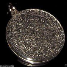 Azteken Kalender von Axayácat Amulett Schutz + Glück antiallergisch si