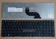 FOR Gateway NV50A NV50A02u NV51B NV51B02h V51B05u NV51M Keyboard Spanish Teclado
