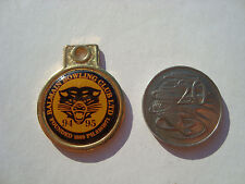 FOUNDED 1880 BALMAIN TIGERS BOWLING CLUB MEMBERS BADGE 1994 - 1995  #94 PIN -TAG