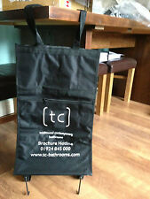 WHEELED GROCERY SHOPPING TROLLEY BAG, BRAND NEW, RE-USABLE SHOPPING BAG, CARRIER