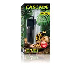 Exo Terra Cascade - High Performance Pump and Filter HP180 - 180 cm (70 in)