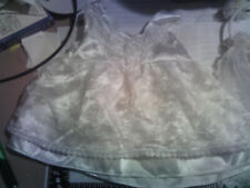Build A bear tagged outfit Wedding dress & Vail 7""