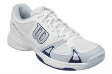 Wilson Rush EVO Herren Tennisschuhe White/Pearl Blue/Navy
