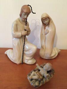 Nativity Set of The Holy Family