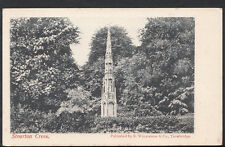Wiltshire Postcard - Stourton Cross    RS2784