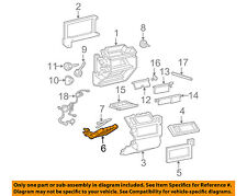 GM OEM-Hvac Heater Core 52497763