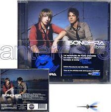 "SONOHRA ""LIBRES"" RARO CD IN SPAGNOLO - SIGILLATO"
