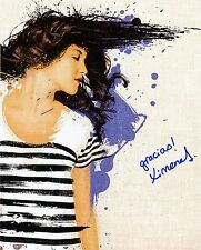 Ximena Sarinana Autographed 8x10 Photo (1)