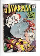 Hawkman #18 (1967) Adam Strange DC Comics