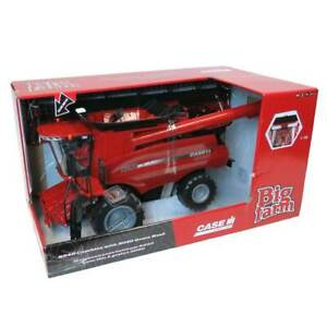 1/16 Case IH 8240 Combine with Lights and Sounds by ERTL Big Farm 46491