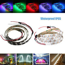 1M WS2812 IC SMD5050 Waterproof Dream Color RGB LED Strip Light Lamp Individual