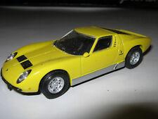 1:43 Lamborghini Miura SV Yellow 1971 GRANI & PARTNERS Spa PRC