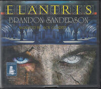 Brandon Sanderson Elantris 24CD Audio Book Unabridged Epic Fantasy FASTPOST