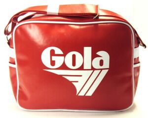 Gola Classic Retro Red Messenger Bag