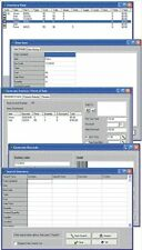 Point of Sale POS Invoicing Inventory & Staff  Info Tracking Software Bundle CD