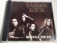 Saigon Kick - Hostile Youth - Promo Only CD Single (PRCD 4591-2) LIKE NEW
