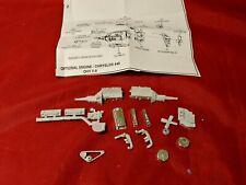Model Car Parts AMT Chrysler 440 Dual Carb Engine 1/25