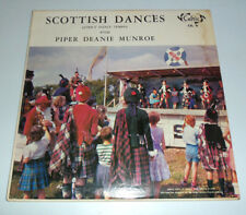 Scottish Dances Piper Deanie Munroe bagpipes LP London Records of Canada Celtic