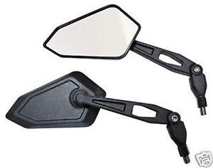 1PAAR Spiegel Mirrors Avantgarde m.TÜV  Suzuki GSR600 GSR 600