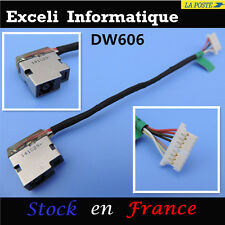 DC power Jack Interface HP 255 799736-Y57 799736-F57 15-ac143wm 15-ac156nr 15-AC