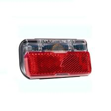 Busch & Muller Toplight Line plus Bike Bicycle Cycling Tail / Rear Red LED Light