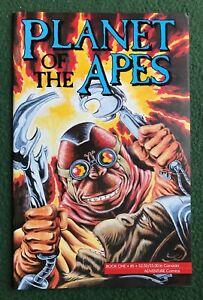 Planet of the Apes Book 1 #5 Adventure Comics Copper Age vf