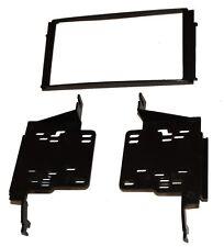 Façade cadre réducteur adaptateur cache autoradio pour Hyundai Santa Fe 2007+