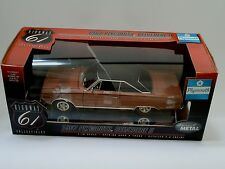 HIGHWAY HWY 61 1967 PLYMOUTH BELVEDERE II DIECAST SCALE 1/18 NEW