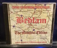 Bedlam - The Newport Edition CD horrorcore prozak halfbreed kgp house of krazees