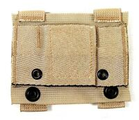 Molle 3 Color Desert DCU Khaki Tan K Bar Knife Sheath Adapter USGI USMC