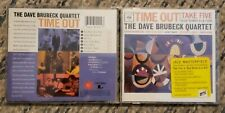 The Dave Brubeck Quartet's Time Out CD Columbia Records CK 65122 remastered