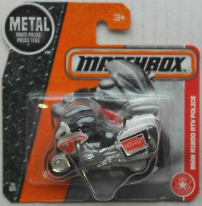 Matchbox BMW R1200 RT RTV weiß/rot NOTARZT Motorrad Neu/OVP Motorcycle Moto MBX